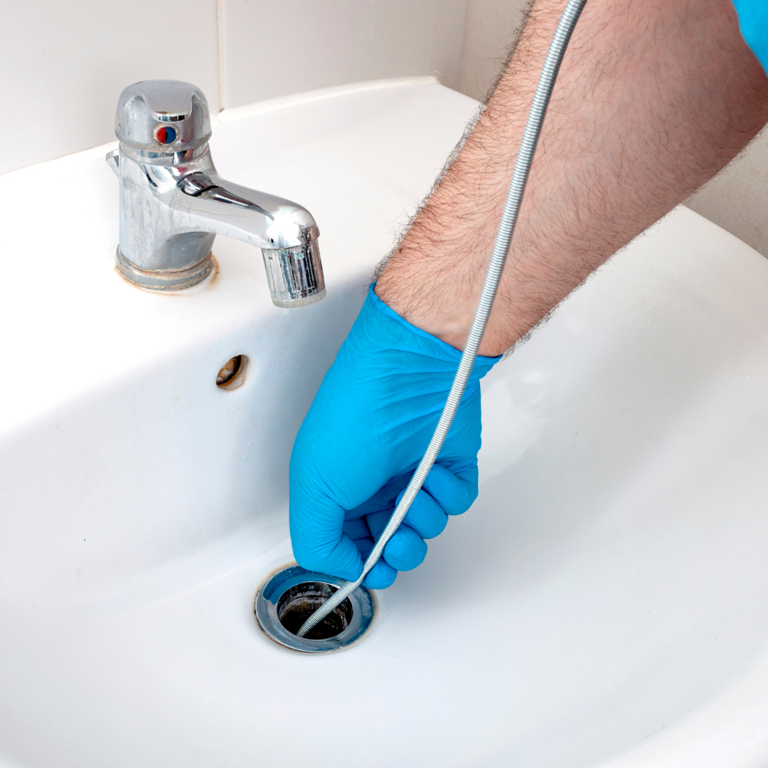 Just in Time Drain Cleaning